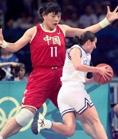 中国女篮能重返92年巅峰?当年超美国排奥运第2!目标保图片