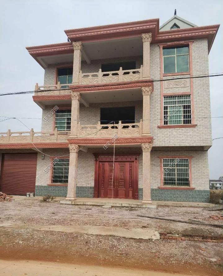 别墅自建户型12x10米,方正农村布局好房屋佳,风水现代简约农村设计图图片