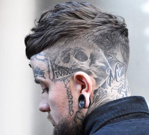 22款男士2018夏季流行发型图片