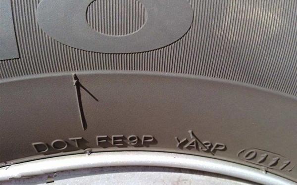 """夏天来了,别被轮胎""""吓""""一跳,上面的这4个数字你有注意过吗?"""