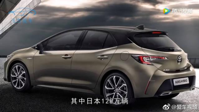 卡罗拉急了!丰田全球召回240万混动车,日系车质量神话将破灭?