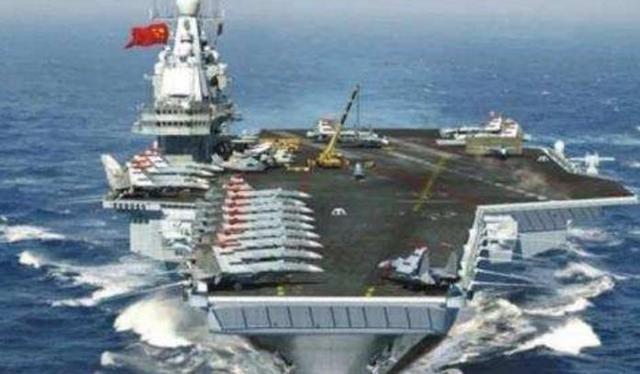 西方军事家:中国5年造好核动力航母,2030年组建核航母编队