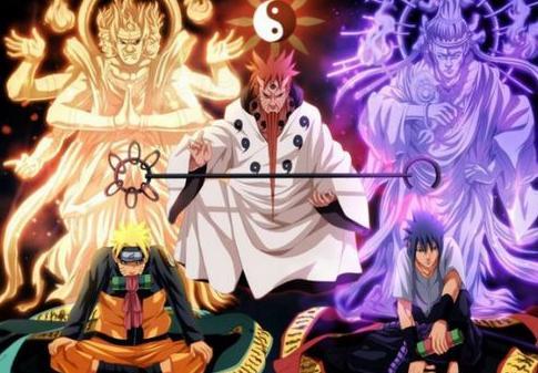六道仙人封印_火影忍者:他是六道仙人的师傅,能够封印辉夜姬,离不开