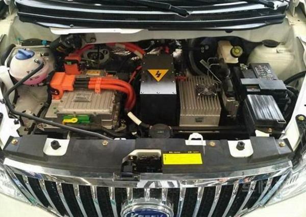 开瑞这款新能源车配置低售价高 5月卖了298辆