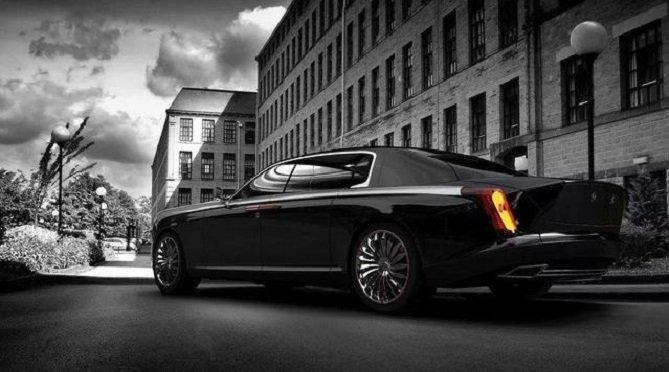 红旗崛起了,新款SUV比普拉多还亮眼,1000万非要和劳斯莱斯