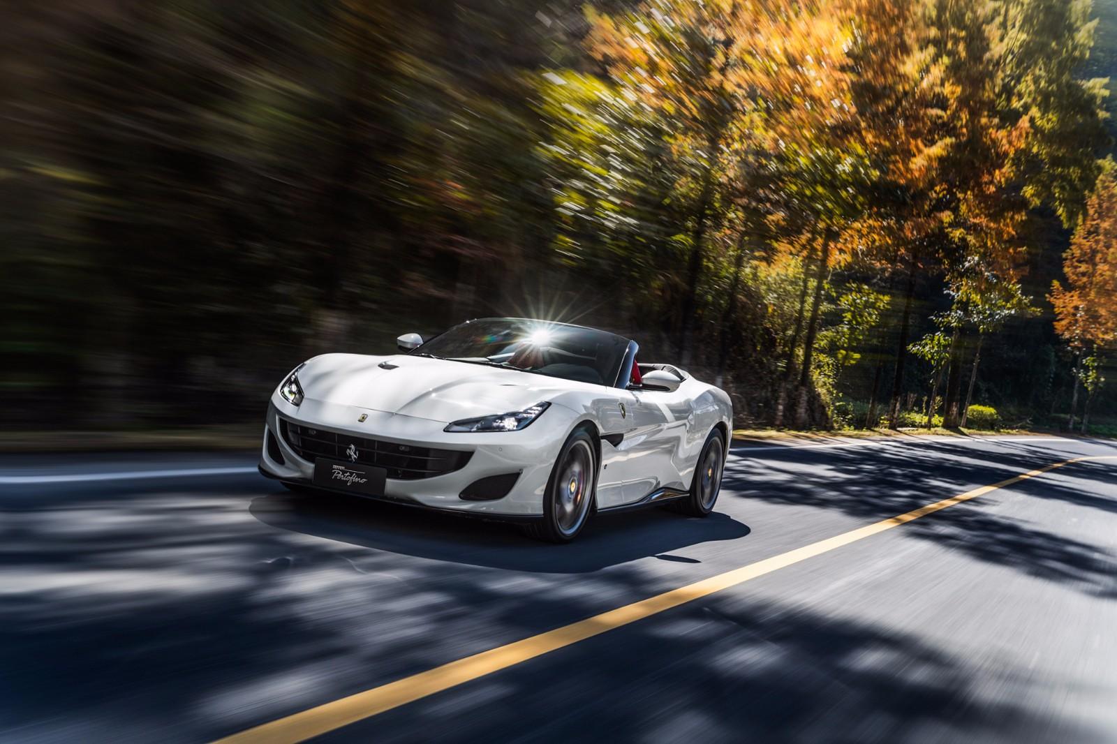 试法拉利Portofino,热爱跑车,也可以是一种生活方式