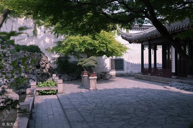 旅游风景:苏州园林,360度无死角的景色,人间天堂绝非浪得虚名