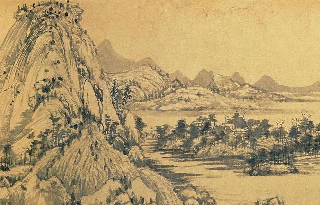 盘点中国十大传世古画,每幅都是中华文明的纪录者图片