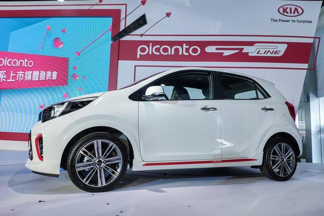 起亚 Picanto车系 小型两厢车