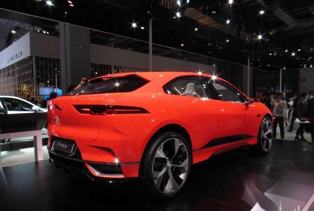上海车展那些耀眼的明星车, 你也喜欢么?