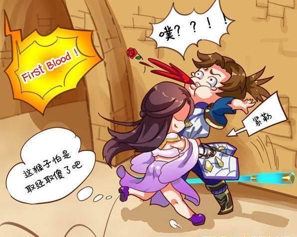 穿上紫霞仙子的衣服欺骗孙悟空, 把他