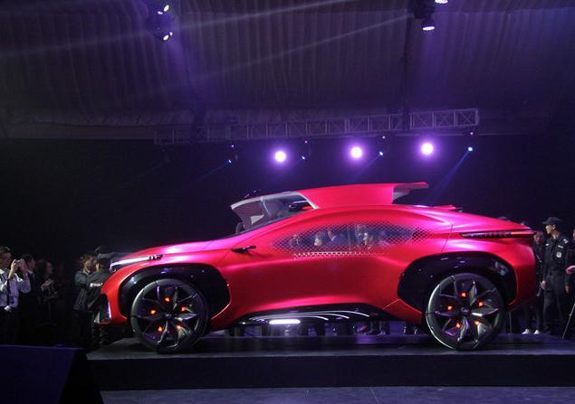 奇瑞被逼疯了,一口气造出2030年的车,赞不绝口!网友:果然厉害
