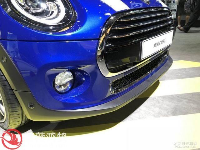 北京车展3款新一代MINI CABRIO全新亮相