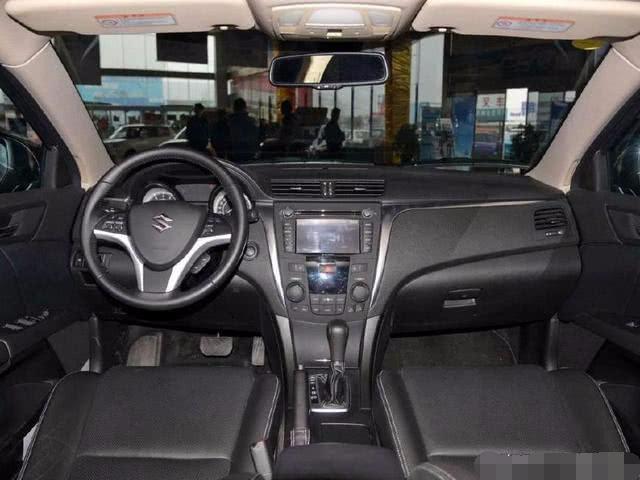 铃木最满意的车:2.4L+CVT+四驱系统,17万卖到脱销!