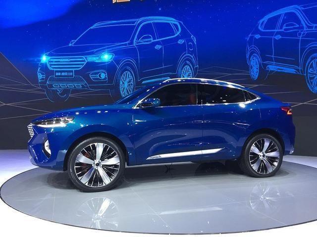 宝马助长城打脸吉利,新车比X6漂亮高逼格配电子档杆,仅12万起