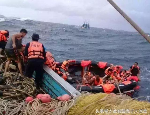 从泰国普吉岛沉船事故中发现我们应该具备的五种基本能力!