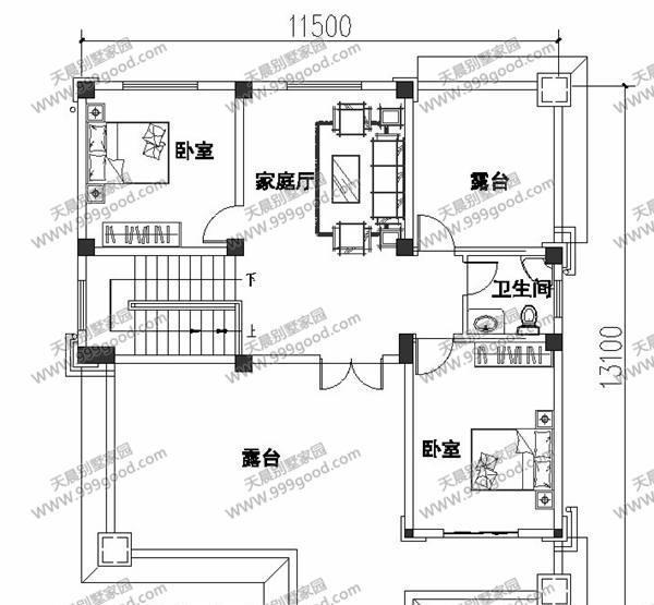 5x13房屋设计图