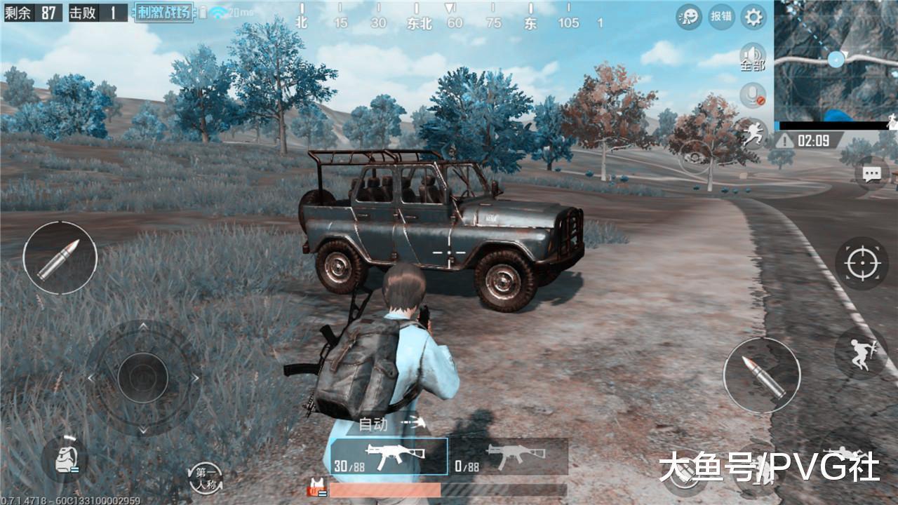 刺激战场: 雨林地图上线, 3把枪成为吃鸡标配, 98k成为最大赢家图片