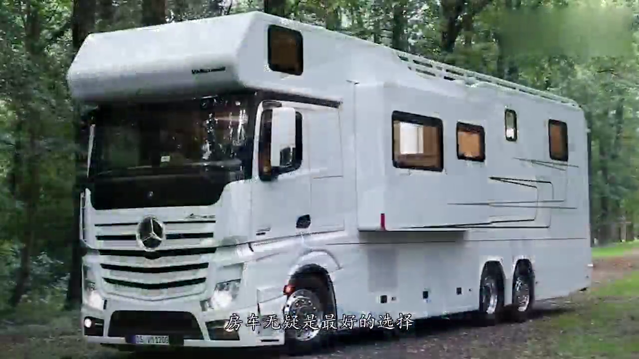 全世界最小的房车,由三蹦子改造,仅1万还带卧室厨房你买吗?