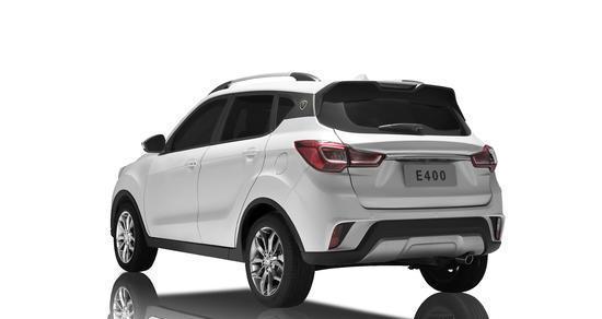 16.38-17.58万元 纯电动SUV江铃E400上市