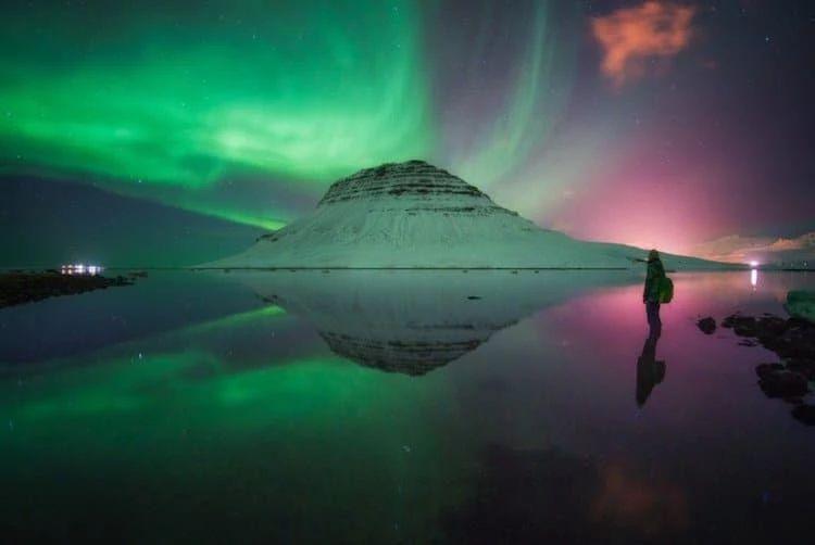 冰岛冰岛,荷兰摄影师的极光之旅