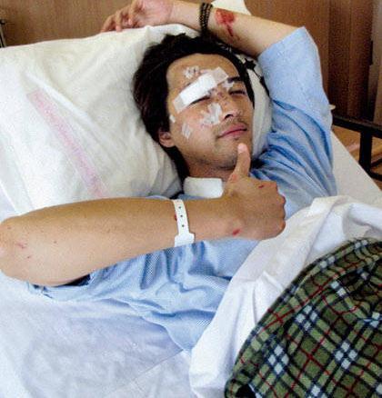 胡歌探讨生命忆起12年前车祸,重生后想要挣脱束缚获得自由