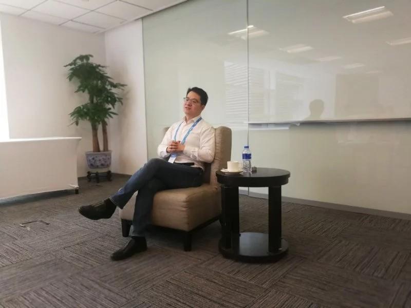 """直击朗迪峰会:向上金服CEO袁成龙谈网贷行业的""""破""""与""""立"""""""