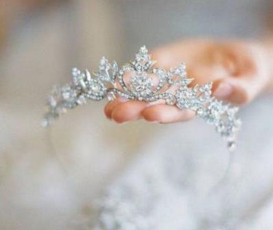 十二星座专属公主皇冠,天蝎座清新脱俗,双鱼座华美至极!