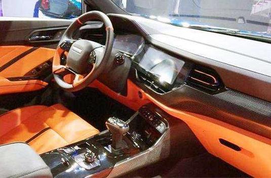 买车万万要买这部哈弗车,混动系统加大溜背设计,帅气又好开