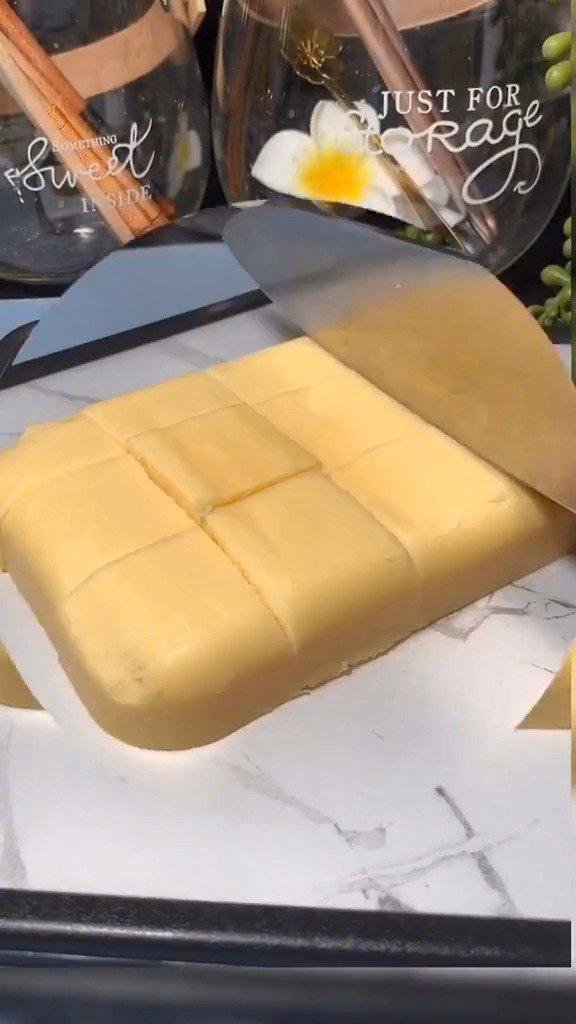 苹果酸奶糕做法,做法简单,宝宝超喜欢吃~  :网络