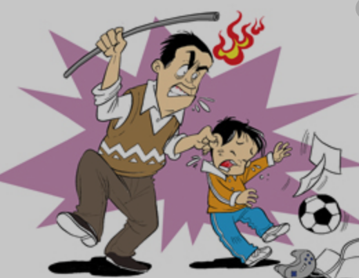 不挨打的孩子和常挨打的孩子差别在哪里?长大后可能就非常明显了