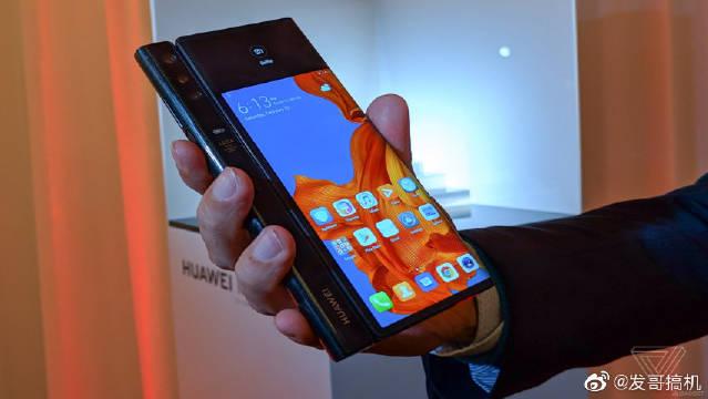 4999的iPhone XSM和华为Mate X一比,差距真是让人扎心了!