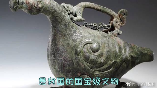 古代就有手机了?中国这5大文物超厉害,水晶杯上榜!