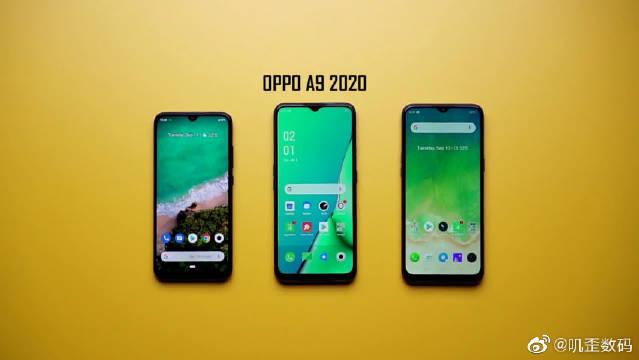 OPPO A9 2020、小米A3、Realme 5参数对比!这俩款手机谁更值得拥有
