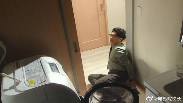 男子刚说讨厌同学,回家洗衣服时,就在洗衣机里发现了同学的尸体~