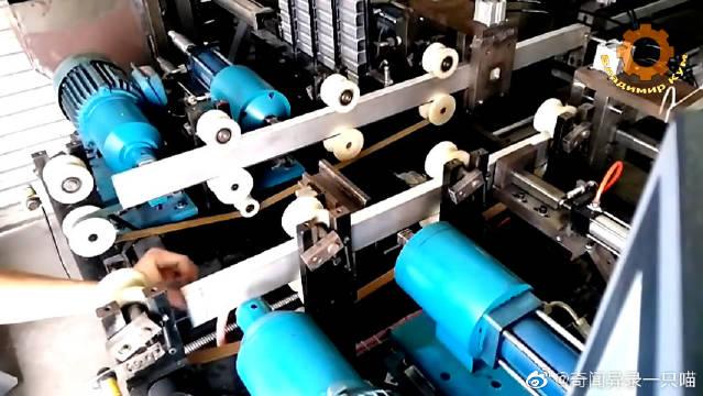 强大的生产技术,你知道圆形锯齿是怎么制造的吗?