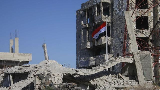 引燃战火的城市已解放,叙利亚政府军势如破竹,内战或将结束