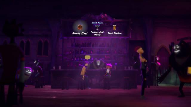 独立冒险游戏《Afterparty》宣布将于 10月29日 登陆 PC、Xbox One、P