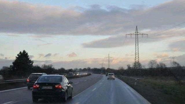 终于不用羡慕德国,国内的首条不限速高速将上线,全程没有摄像头