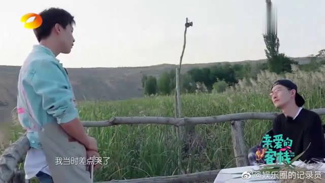 马天宇被黄河边的美景吸引,都不想干活了