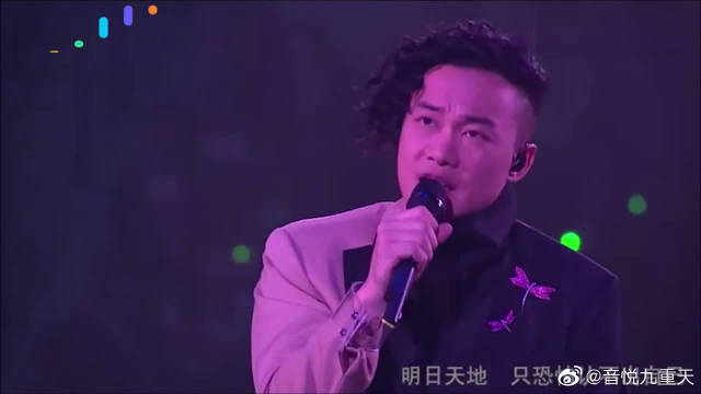 陈奕迅翻唱王菲《约定》,Eason唱的好深情。