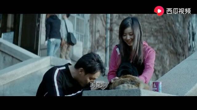 奶茶妹妹客串无问西东清华大学学生,虽然出场时间很短