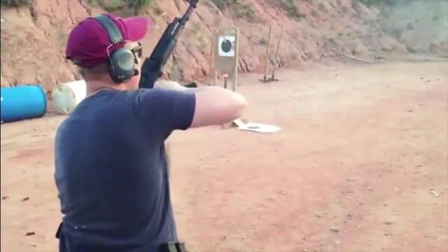 AK枪族新丁,保加利亚阿森纳SLR107F突击步枪