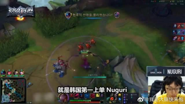 RNG的天才AD真差劲,当演员故意送人头,气坏了韩国第一上单!