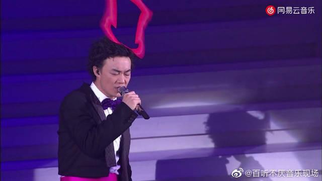 陈奕迅《淘汰》演唱会现场版,沉默就是答案,躲闪就是答案