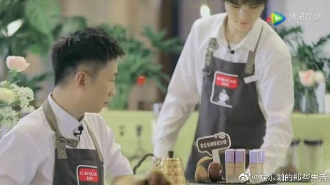 杨迪李和宸密谋索要两瓶小哥哥特产竟是送给魔性笑声的妈妈