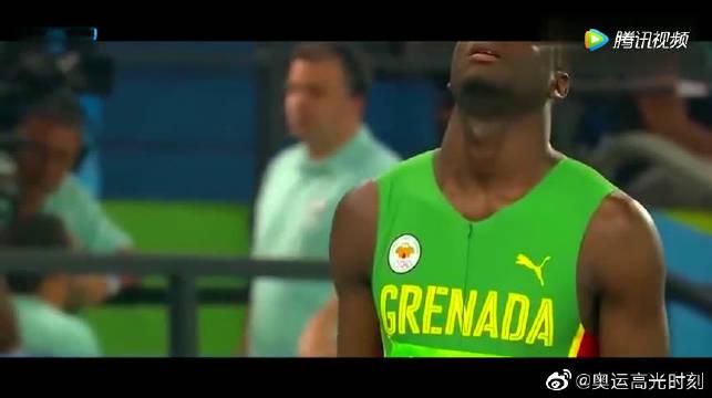 回顾经典:2016里约奥运会400米决赛,范尼凯克43秒03破世界纪录!