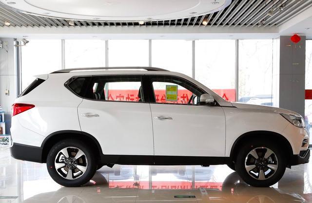 耐造不输霸道,比它更宽大,全进口22万,新硬派SUV上市!