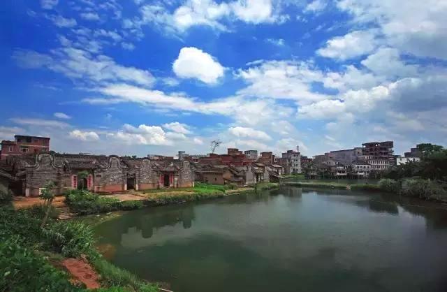 广东云浮18处最美古村落,粤西人家岭南风情,你去过几个?