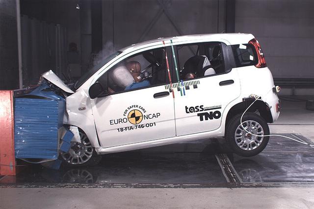 Euro NCAP2018最新评价报告出炉 1星与0星车